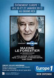Maxime Le Forestier prépare un nouvel album maxime-forestier-au-grand-rex