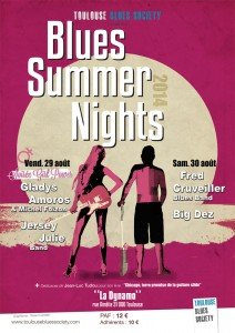 Le Blues Summer Nights à Toulouse