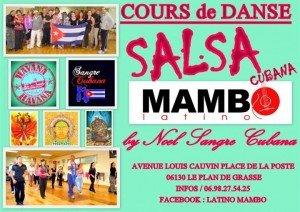 Venez vous initier aux danses latines