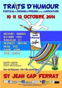 Festival du dessin de presse et de la caricature