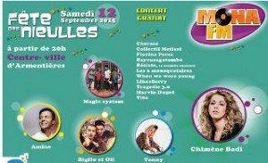 Le concert gratuit Mona FM