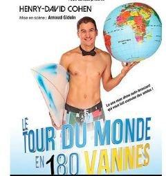 Le tour du monde en 180 vannes  de Henry David Cohen