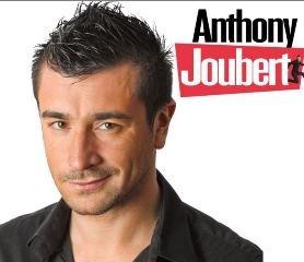 L'humoriste Anthony Joubert