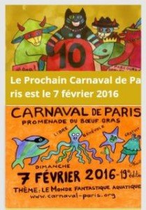 Le Carnaval de Paris