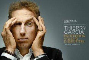 Profession : voleur d'identités de Thierry Garcia
