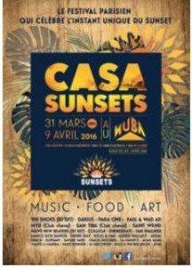 Le Festival Casa Sunsets