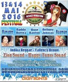 Le Sunshine Reggae Festival