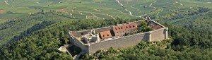 Le château du Hohlandsbourg