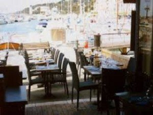 Le grand bleu: restaurant marin