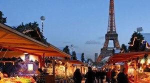 Le marché de Noël pour s'amuser en période de fête !
