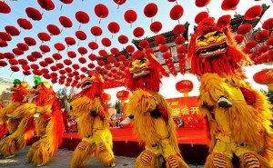 Le Nouvel An chinois - à découvrir entre amis !