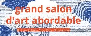 Le Grand Salon d'Art Abordable : l'un des événements à ne pas manquer !
