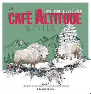 Café Altitude : un événement à ne pas manquer !