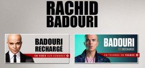 Le Québécois Rachid Badouri vous attend sur la scène de l'Apollo Théâtre !