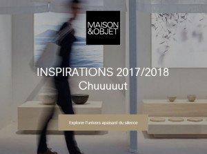 Maison&Objet : un événement pour les fans de décorations intérieure !