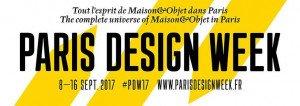 Rendez-vous au Paris Design Week 2017 !