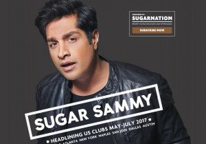 Sugar Sammy vous attend sus scène !