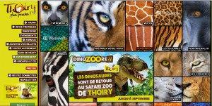 Zoo de Thoiry : de nouveaux animaux à retrouver !