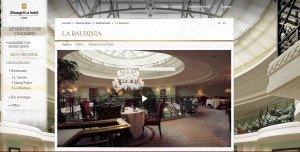 La Bauhinia situé au Shagri-La Hotel Paris !