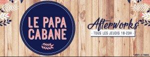 Le Papa Cabane : la terrasse parisienne à découvrir !