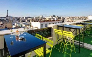 Découvrez le Lounge Bar View à Novotel !