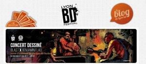 Le Lyon BD Festival à découvrir !