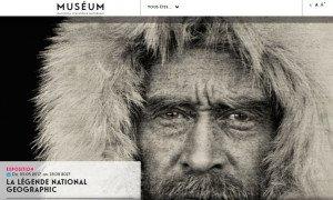 L'exposition du National Geographic proposée au Muséum des histoires naturelles !