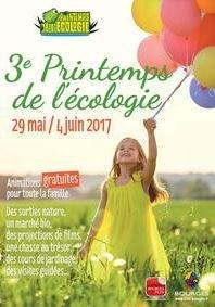 Le Printemps de l'Ecologie prend fin le 4 juin !