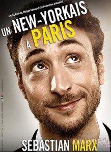 """Sebastian Marx vous présente """"Un New-Yokais à Paris"""" !"""