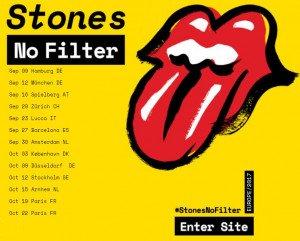 The Rolling Stones, en concert en France !
