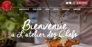 Apprenez à cuisiner avec le cours proposé par L'atelier des Chefs de Lyon !