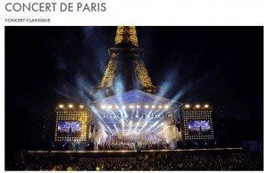 Un concert pour célébrer dignement la Fête de la République française.