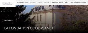 Protégez l'environnement grâce à la Fondation GoodPlanet !