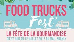 Régalez-vous grâce aux Food Trucks disposés au Quai Branly