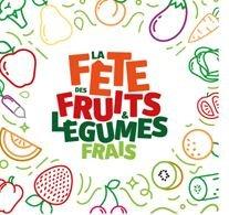 La Fête des Fruits et des Légumes Frais, proposée jusqu'au 25 juin 2017 !