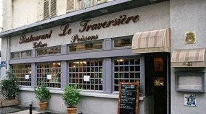 Le Traversière : découvrez le nouveau menu de la maison !