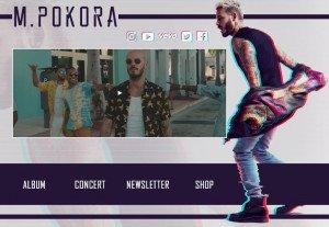 M.Pokora revient en octobre pour un concert de choc !
