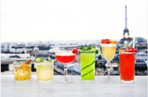 Monsieur Mouche : un nouveau bar à cocktails à Paris.