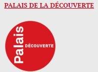 Direction le Palais de la Découverte !