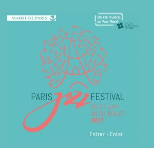 Le Parc Floral accueille le Paris Jazz Festival 2017 !