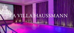 Détendez-vous à la Villa Haussmann à Paris !