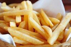 frites-au-four-maison