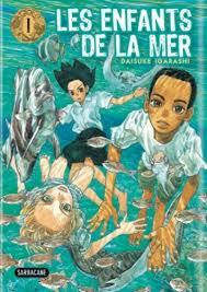 Les Enfants de la mer est sorti en salle le 10 juillet